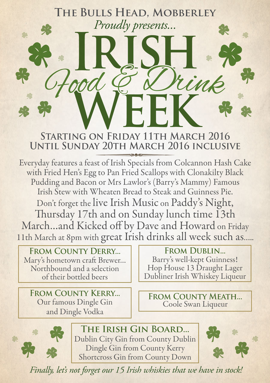 Bulls-Head-Irish-Week-Flyer
